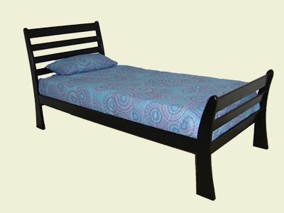 Denise Sleigh Bed