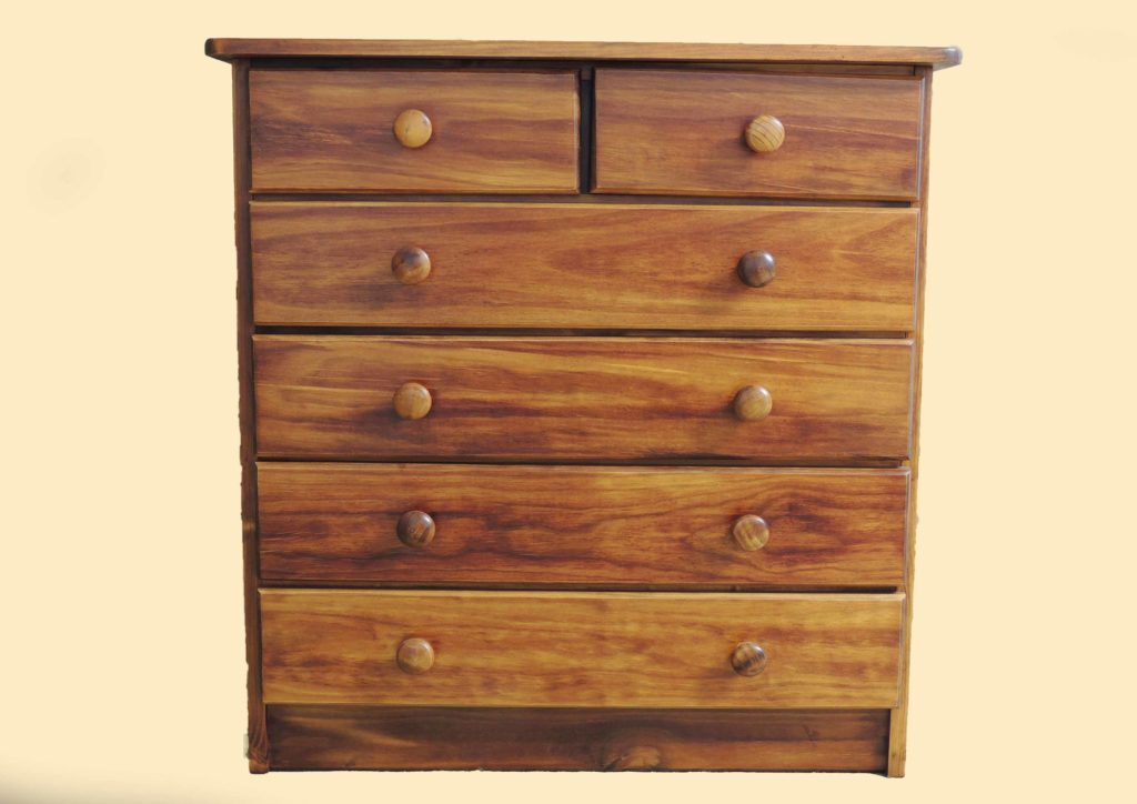 Chest of drawers (4 + 2 drawer)