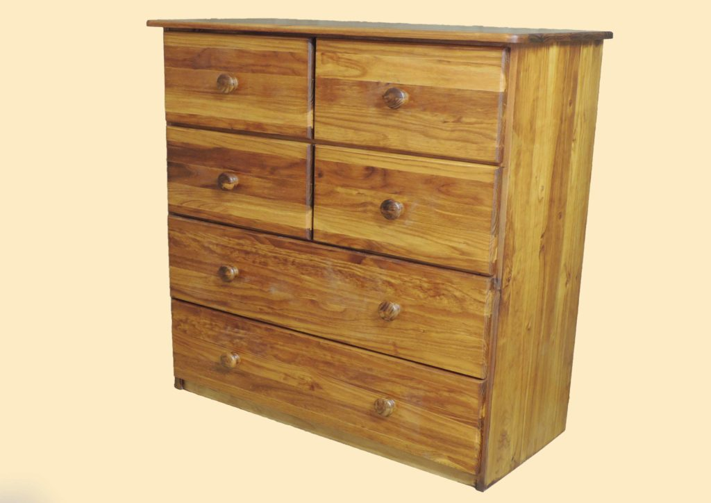 Chest of drawers (2 + 4)
