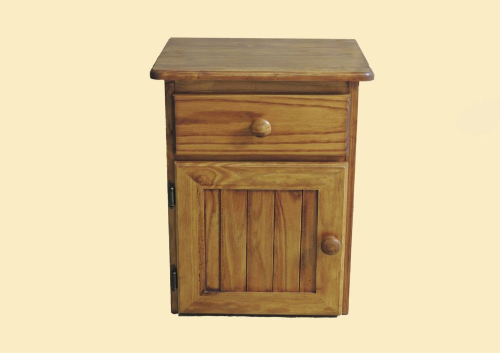 1 drawer, 1 door - 2