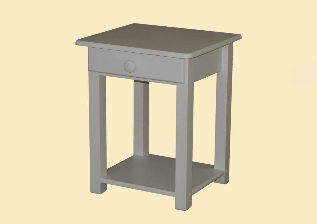 1 drawer - 2